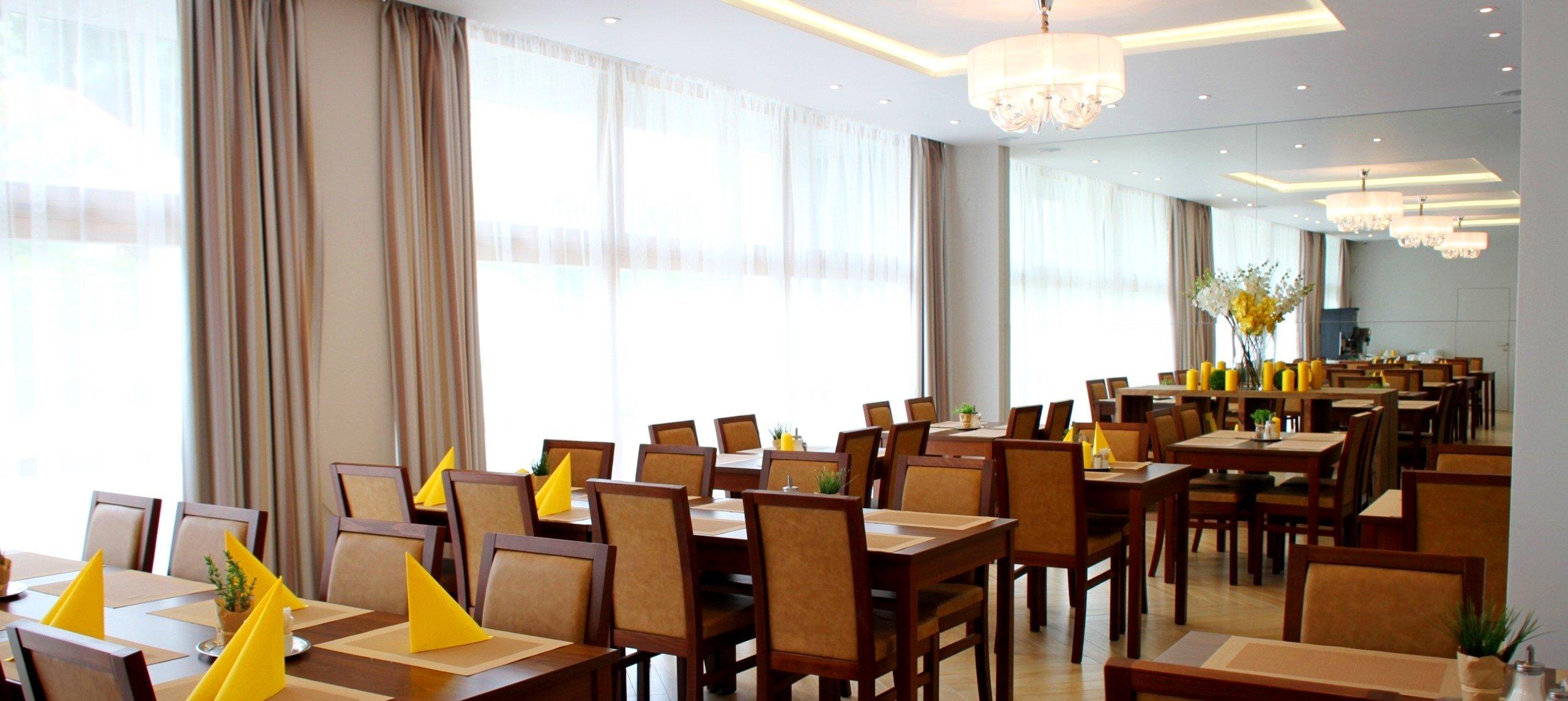 Snídaňová Restaurace / Breakfast Room