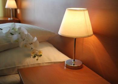 JEDNOLŮŽKOVÝ POKOJ v Hotelu Meritum v Praze 6, Ruzyně